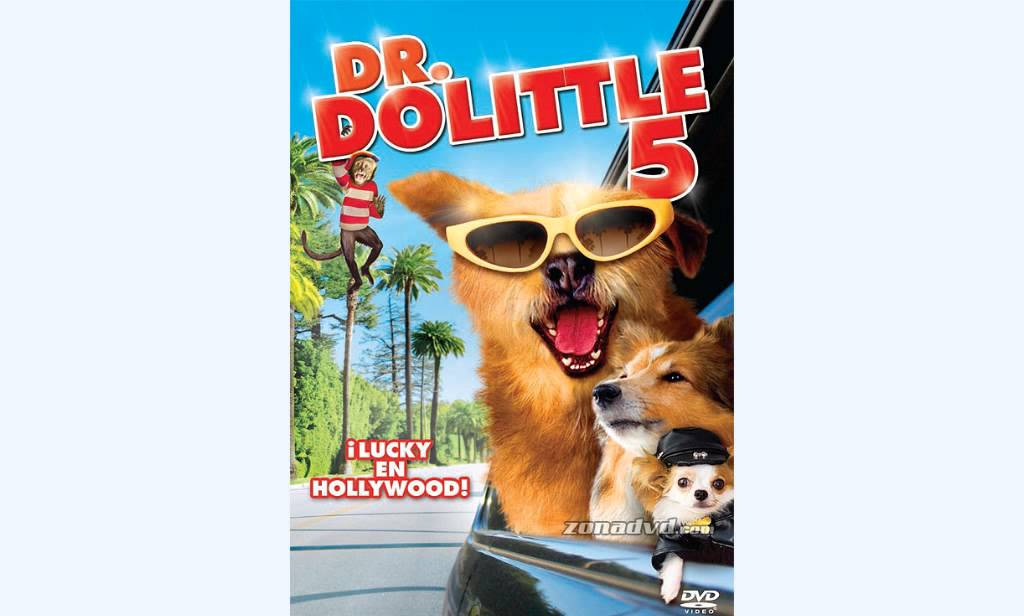docteur dolittle 5