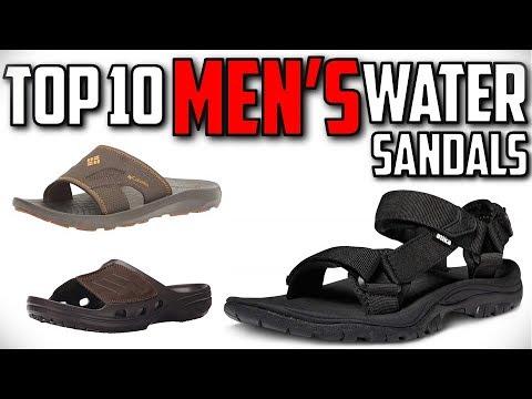 28d243666e60 10 Best Men s Water Sandals In 2019 - YouTube
