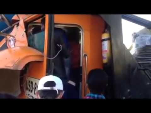 Accidente de tránsito Ventaquemada Boyaca