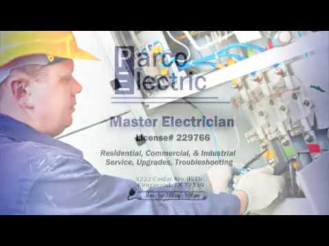 Electrician in Kingwood - (281) 816-4826 ~ Parco Electric, Kingwood, TX ~ Texas Electrician