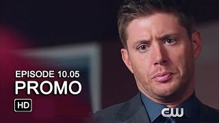 Supernatural 10x05 Promo - Fan Fiction [HD] The 200th Episode
