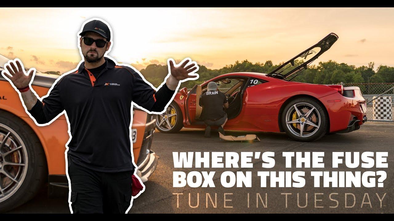 Ferrari Fuse Box - Wiring Diagram Database on