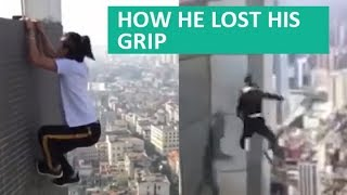 The Real Reason Why China's Daredevil Lost His Grip