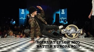 BGIRL AT | FLOW MO | BATTLE EUROPA 2017
