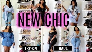 Try On Haul- Jeans, Dress, Plus- Size, Curvy  New Chic 3rd Anniversary