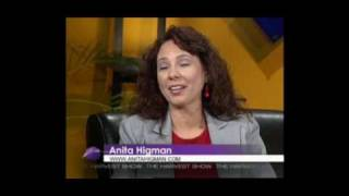 Author Anita Higman is Interviewed on The Harvest Show