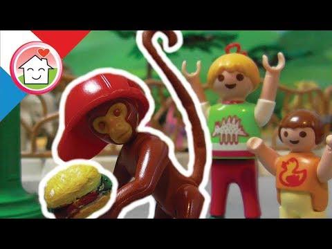 Playmobil en français Au zoo - La famille Hauser - film pour enfants