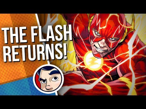 """Flash """"Overcharged Speed!"""" - Complete Story 