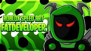 Roblox Speed Kunst | FatDeveloper