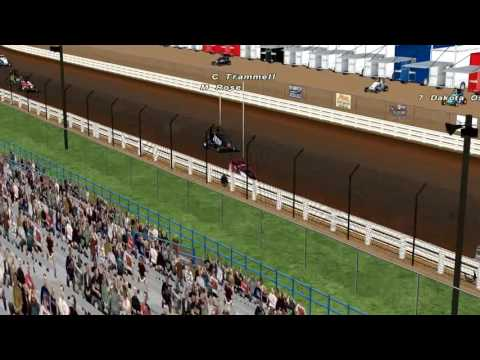 ARDC Sim Series - Williams Grove Speedway 12/6/16