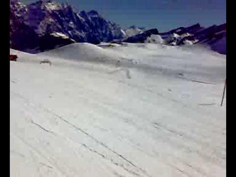 sambe snow top of world