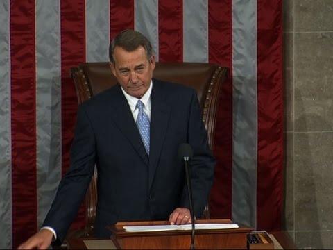 House Elects Paul Ryan as Speaker