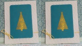 手作影片#2: PERFECT PEARLS 聖誕卡片