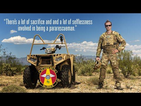 306th Rescue Squadron: Pararescue