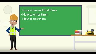 Inspection and Test Plans (ITP)   Construction Quality Management
