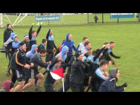 UCD win the Sigerson Cup 2016