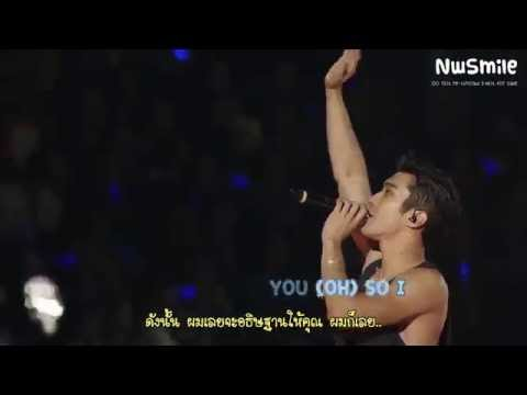 |Karaoke - Thai Sub| Super Junior - So I Super Show5 in OSAKA