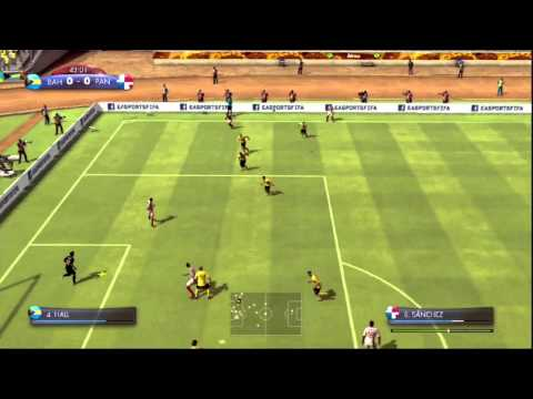 FIFA Digital World Cup 2014 Qualification: Bahamas - Panama