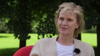 Siri Hustvedt Interview: Art and Science