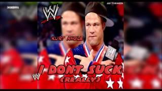 """WWE: """"I Don"""