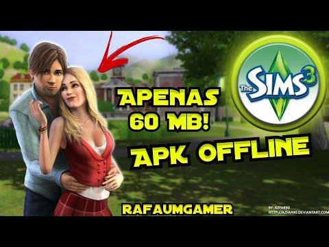 SAIU!!! The Sims 3 Com Apk Offline Para Android!!( Apenas 60mb)