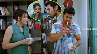 Ram Charan Smoking In Front Of Mahesh Babu Sister | Ram Charan | Cinema House
