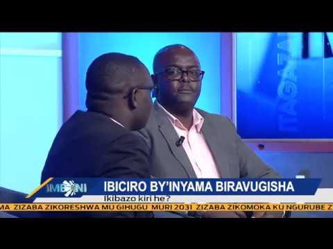 IMBONI : IBICIRO BY&39;INYAMA BIRAVUGISHA BENSHI