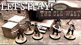 Let S Play Warhammer Historical Legends Of The Old West