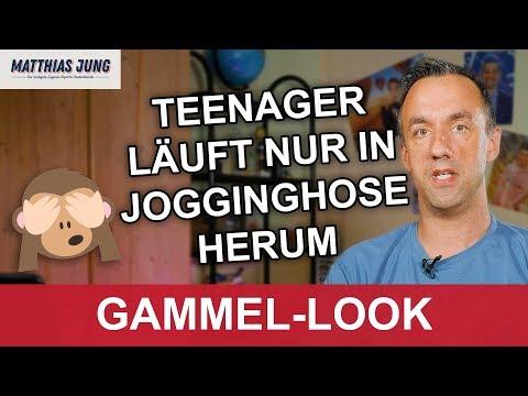 Mein Teenager will immer nur seine Jogginghose anziehen - Im Pumakäfig mit Matthias Jung