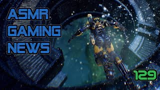 ASMR Gaming News (129) Anthem, Resident Evil 2, Fortnite, Realm Royale, Overwatch, Piranha Plant +