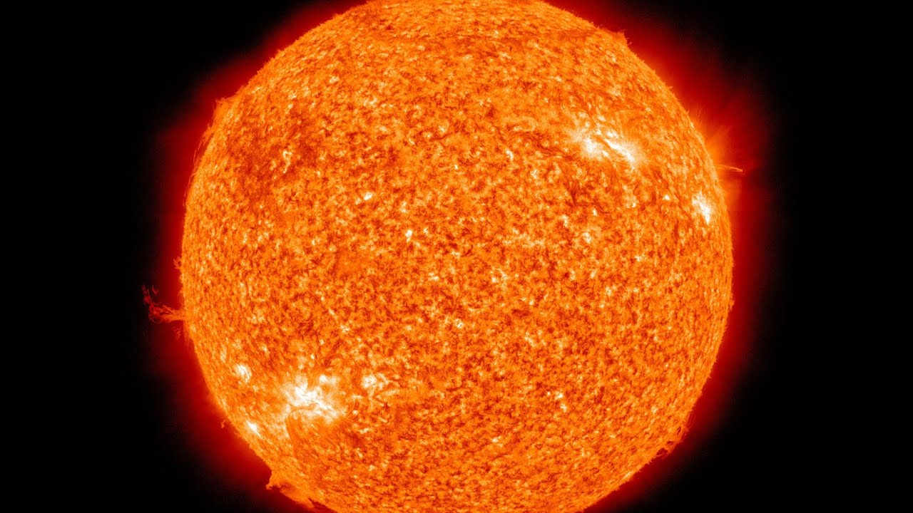 Animation of Fusion of Hydrogen to Helium in the sun ...