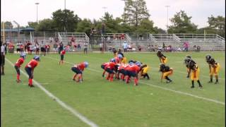JV Steelers vs Broncos