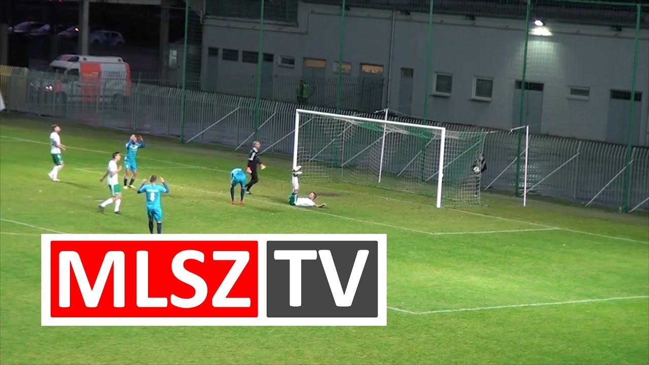 WKW ETO FC Győr – Credobus Mosonmagyaróvár |1-2 (0-2) | Merkantil Bank Liga NB II.| 18. forduló
