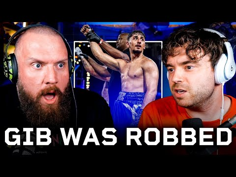 DISGRACE!!! – Reaction To AnEsonGib vs Tayler Holder Draw