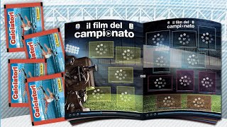 Ultimi aggiornamenti film del campionato Calciatori Panini 2018 2019