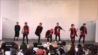 DA PUMP ミニライブ 新曲 『New Position』 2014/9/23