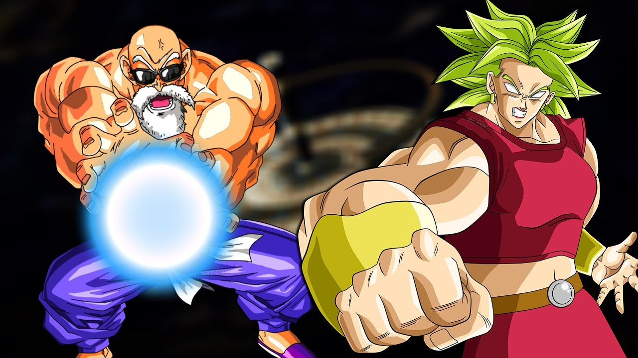 Image result for master roshi new form