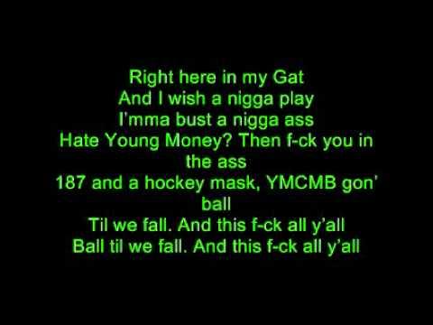 -Lil Wayne - Hands Up (LYRICS ON SCREEN!!!)-- - YouTube