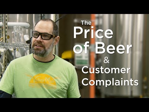 Boston Brewers talk about Price of Beer, Customer Complaints