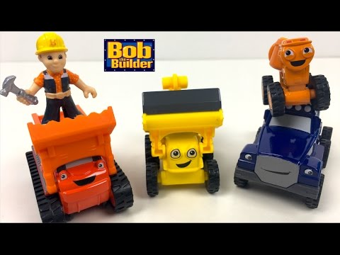 Bob the Builder Die Cast Two Tonne Truck Vehicle Childrens Kids Toy Toys Car New