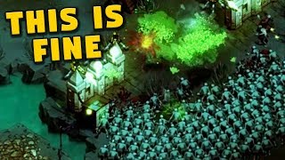We're Losing Control of the Situation! - They Are Billions Campaign Part 29