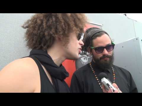 Monuments Interview Download Festival 2014