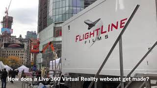 Verizon 360 Macy's Thankṡgiving Day Parade 2019 - Behind The Scenes