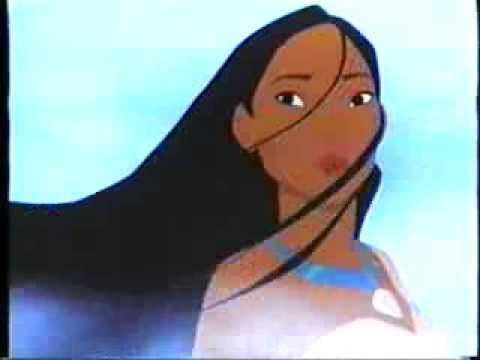 Pocahontas II - Journey to a New World (1998) Teaser (VHS Capture)