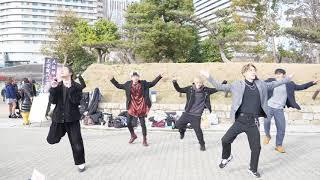 Re:Complex (2019.3.24)『Dive』大阪城公園 15時37分