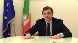 """Il ministro Calenda promuove Colavita: """"Persona di grande qualità"""""""
