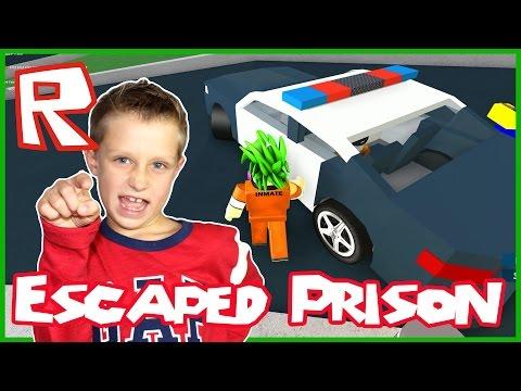 Prison Life Roblox / Escaped 3 Times