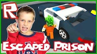 Prisão vida Roblox/escapou 3 vezes