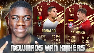 TOP 200 & ELITE 1 REWARDS & 90 BEST GEPACKT! LIVE FIFA 21 REWARDS OPENEN MET KIJKERS!