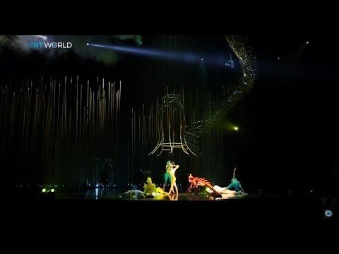 Showcase: Cirque du Soleil comes to Istanbul